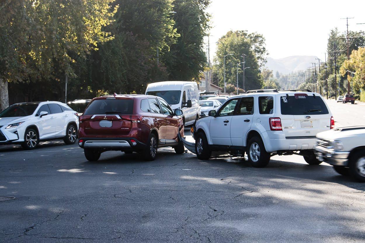 12.1 Salisbury, NC – Car Crash at Jake Alexander Blvd and Statesville Blvd