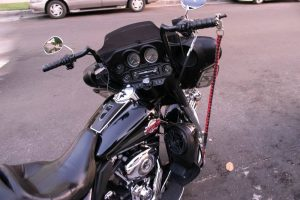 Winston-Salem, NC - Motorcyclist Seriously Injured on Akron Dr